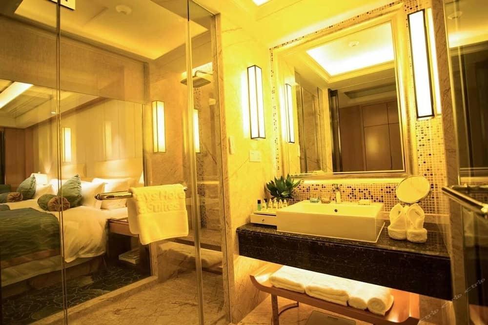 Habitación, 2 camas individuales, para fumadores - Baño