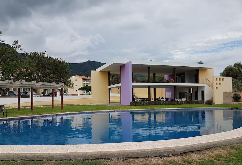 Departamento Panoramico Ribera de Chapala, Jocotepec, בריכה חיצונית