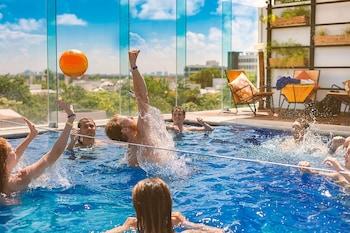 Fotografia do Nomads Hotel & Rooftop Pool em Cancún