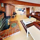 Maja, 4 magamistoaga - Lõõgastumisala