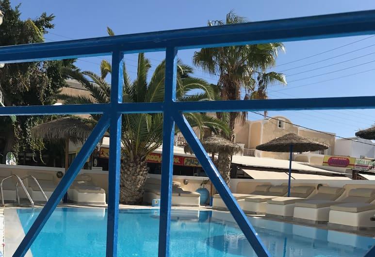 Dioskouri Art Villas, Santorini, Outdoor Pool