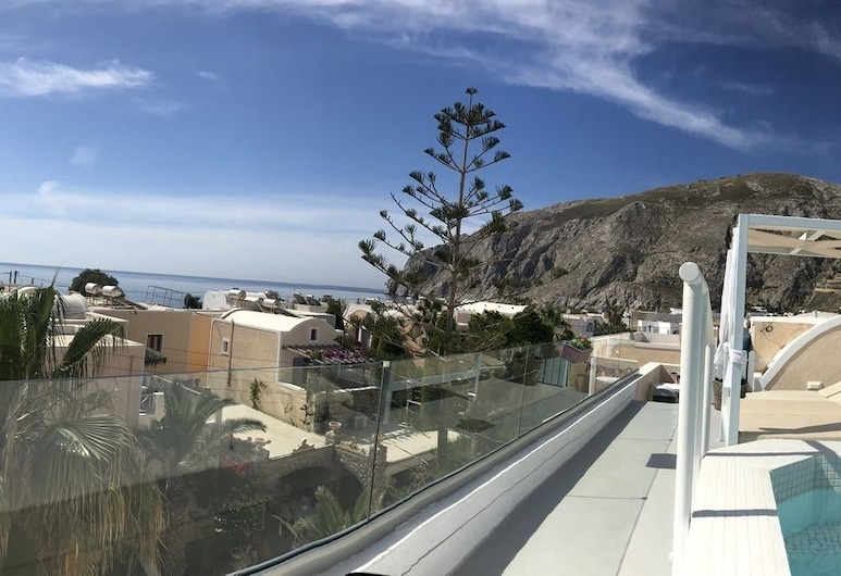 Dioskouri Art Villas, Santorini, Apartment, 2 Bedrooms (Maisonette with Plunge Pool), Guest Room