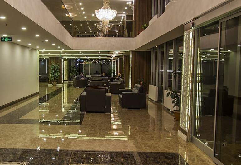 里瓦飯店, 卡瓦克, 大廳