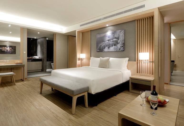 村却國際溫泉酒店, 羅東鎮, 客房