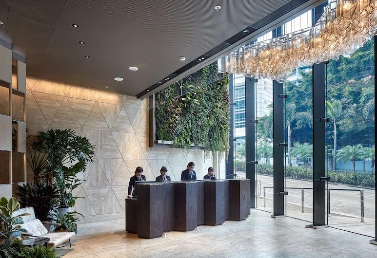 The Emperor Hotel, Hong Kong, Reception