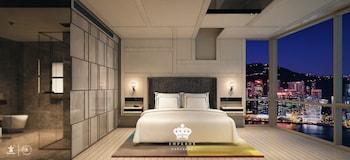 홍콩의 디 엠퍼러 호텔 사진