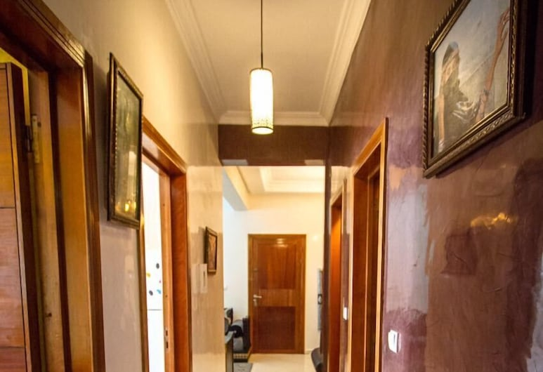 Salam Appartement, Agadir, Vnútorný vchod