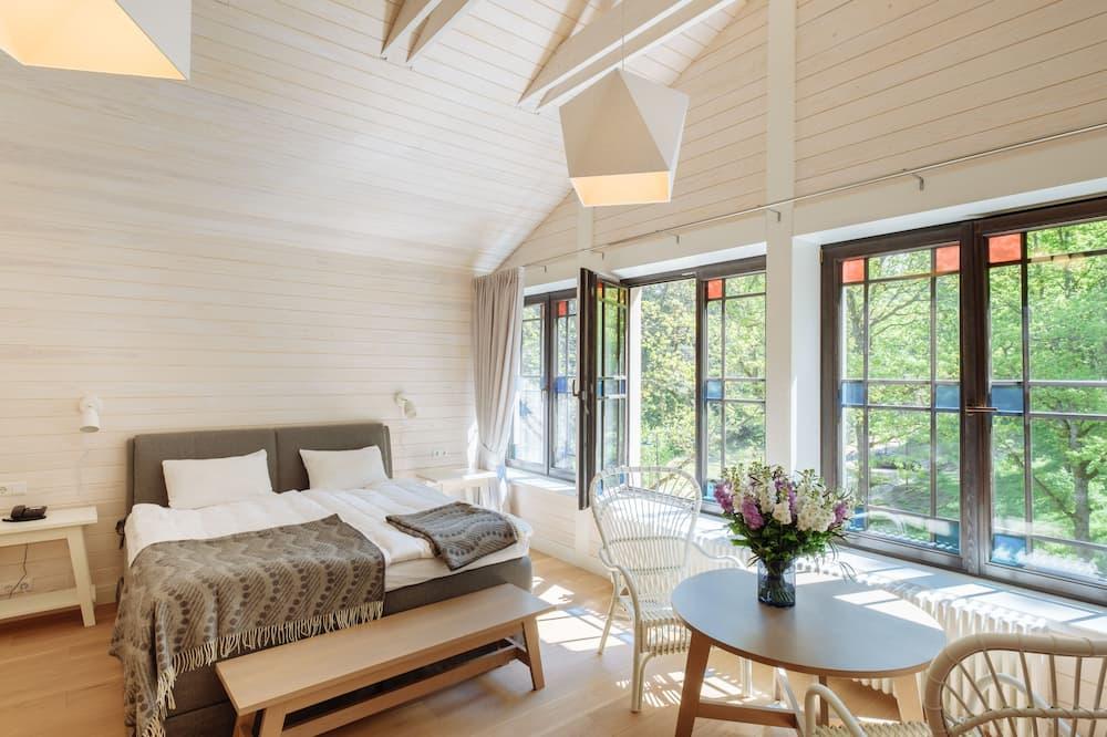 Superior Deluxe Room - Obývací prostor