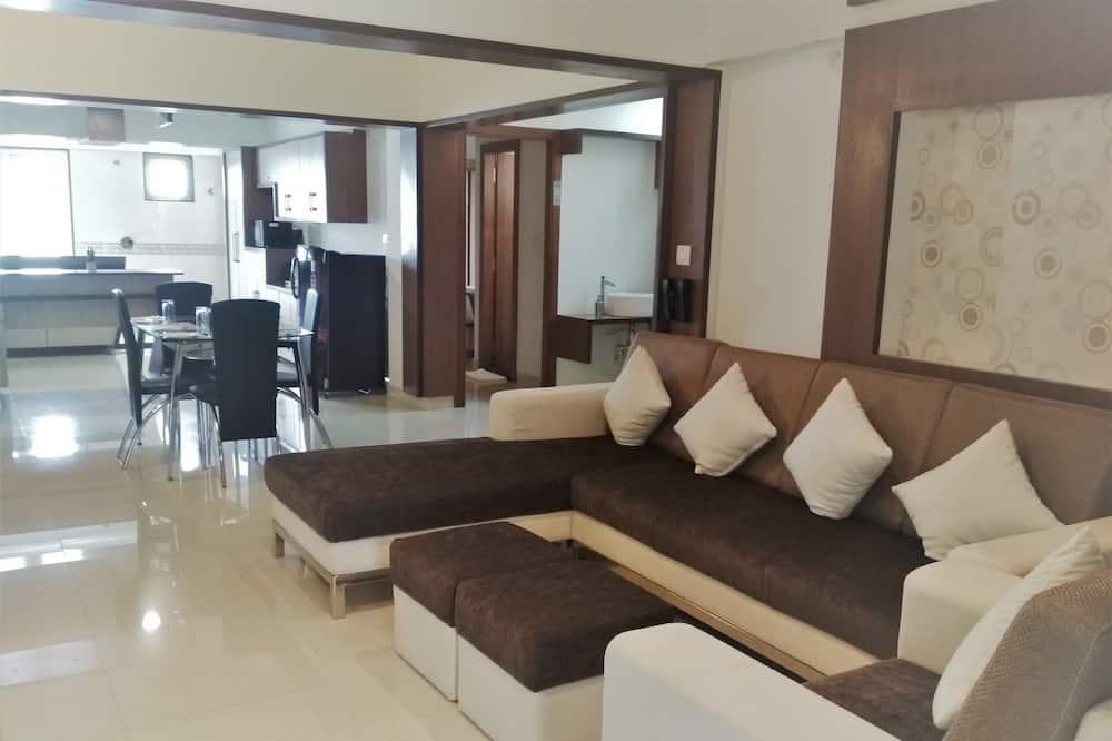 Presidential Residence - Гостиная