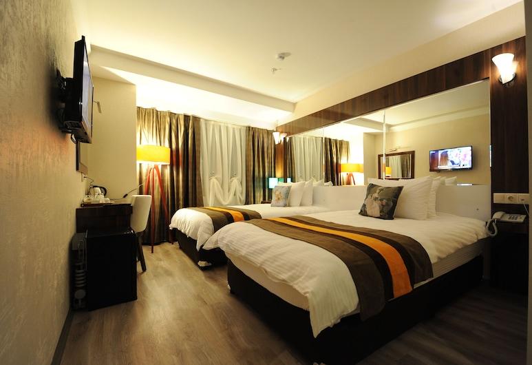 Yucel Hotel, Usak, Pokój dwuosobowy, standardowy, Pokój
