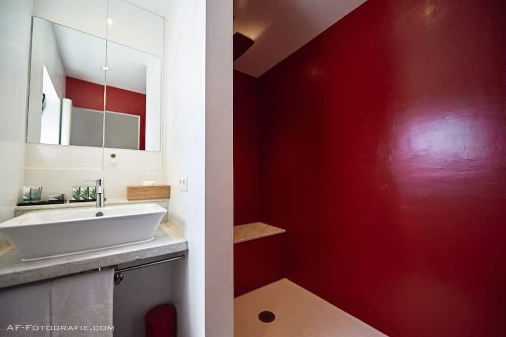 ラグジュアリー スイート 1 ベッドルーム - バスルーム