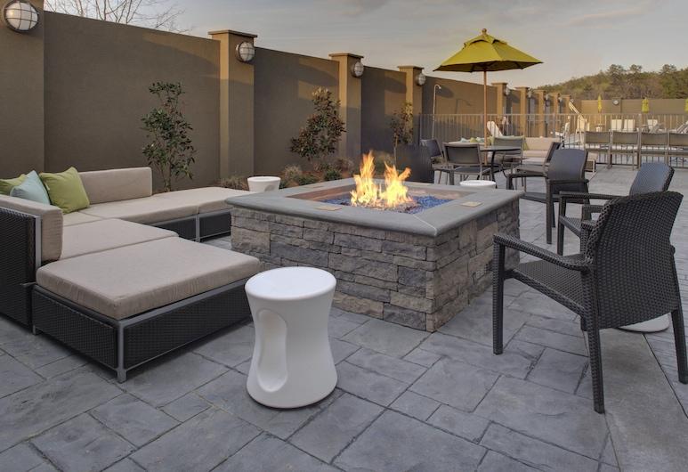 Courtyard by Marriott Atlanta Kennesaw, Kennesaw, Terrasse/Patio