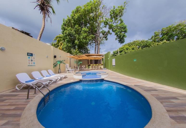 Hotel Isla Bonita By Faranda Boutique , San Andres, Pool