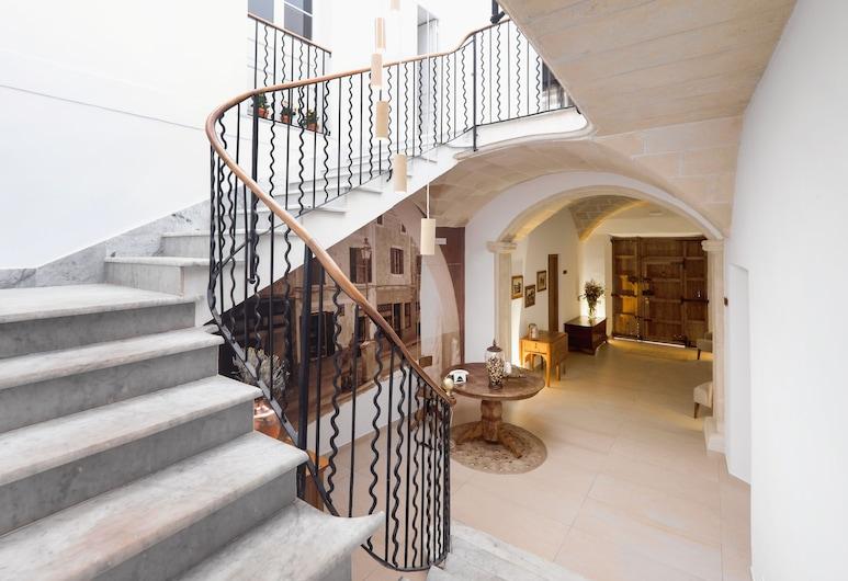 Hotel Nou Sant Antoni, Ciutadella de Menorca, Recepcia