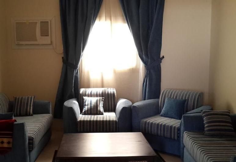 Dyar Khalid, Medina, Apartamentai, 2 miegamieji (With Living Room), Svetainė