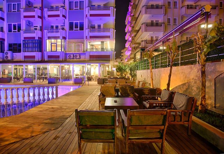 HMA HOTEL & SUITES, Alanya, Belvédère