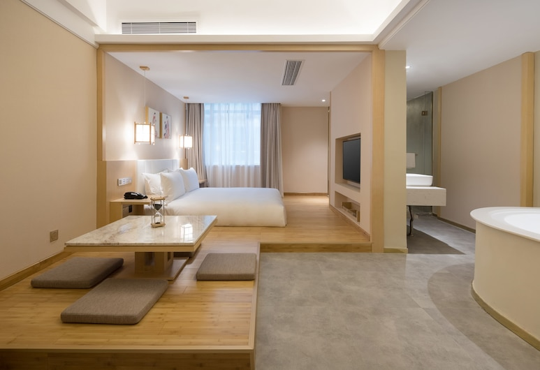 Bangkok One Hotel Shenzhen Dalang Branch, Shenzhen, Japanese Theme Room, Guest Room