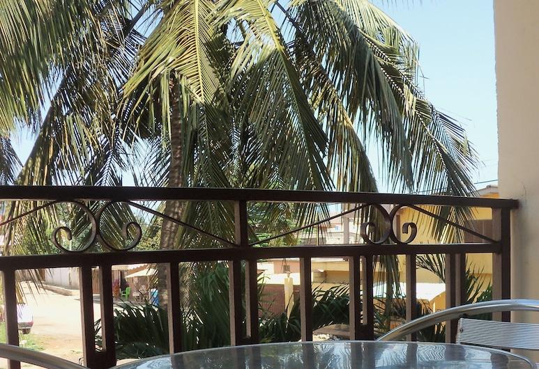 Jenos Hotels, Accra, Standard Double Room, Balcony, Balcony