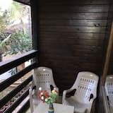 高級客房, 吸煙房 - 露台