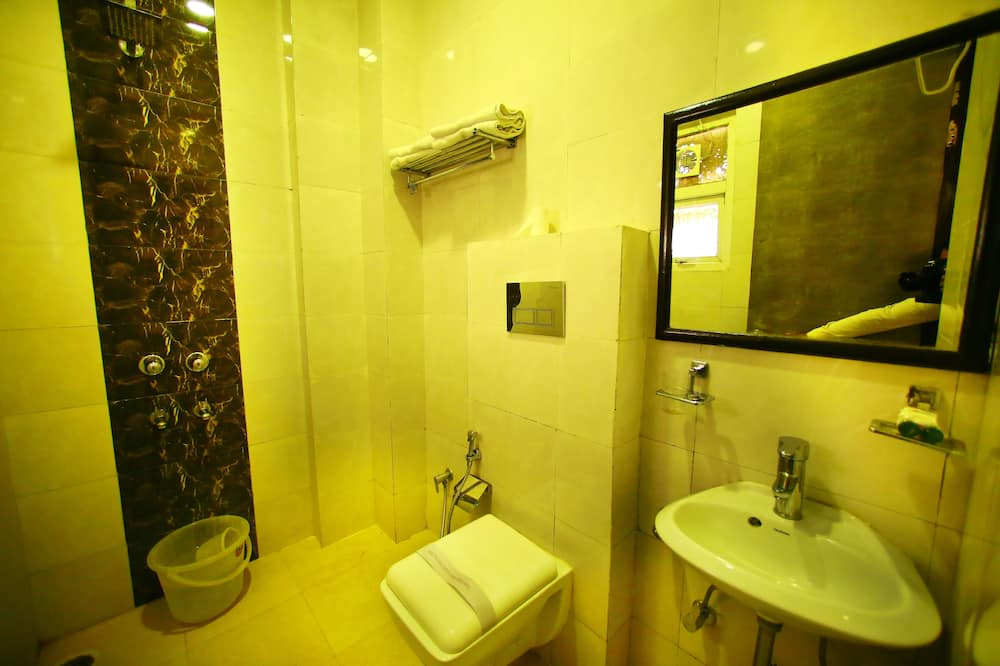 Superior Room with Airport Drop - Vonios kambarys