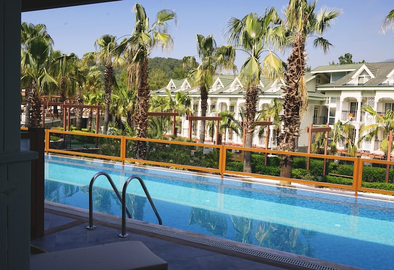 Green Forest Holiday Village, Fethiye, Double or Twin Swim Up, Oda