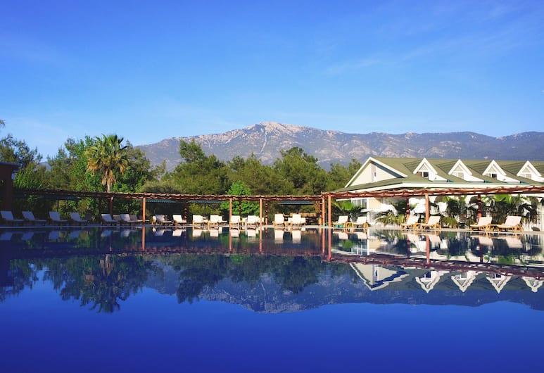 Green Forest Holiday Village, Fethiye, Açık Yüzme Havuzu