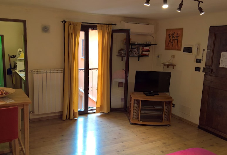 Aurelio's Apartments, Bolonia, Estudio, Habitación