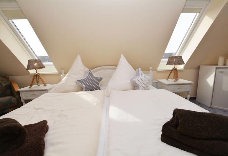 Pension Anjo, Büsum, Apartment, 2 Bedrooms, Guest Room