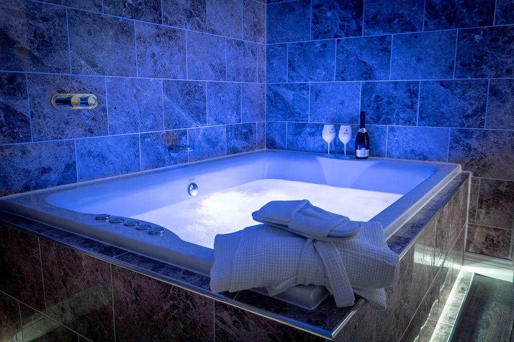 Suite – luxury, 1 soverom, massasjebadekar - Privat boblebad