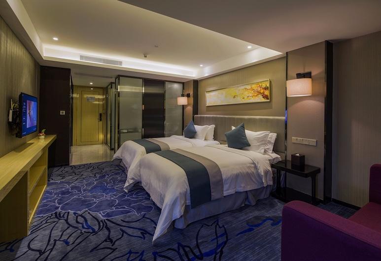 Zhong Tian Mayfair Hotel, Shenzhen, Kamar Twin Elite, Kamar Tamu