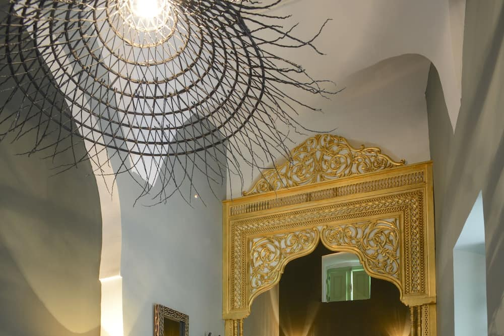 Suite AMBER - Zimmer