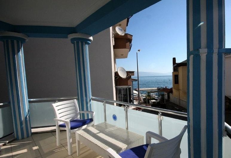 Kilic Hotel, Mudanya, Deluxe Tek Büyük Yataklı Oda, Balkon
