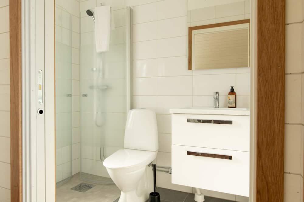 Cabaña, 1 habitación - Baño