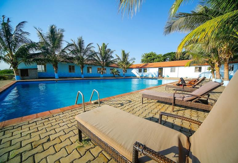 卡托米王國渡假村, 恩德比, 日光浴平台