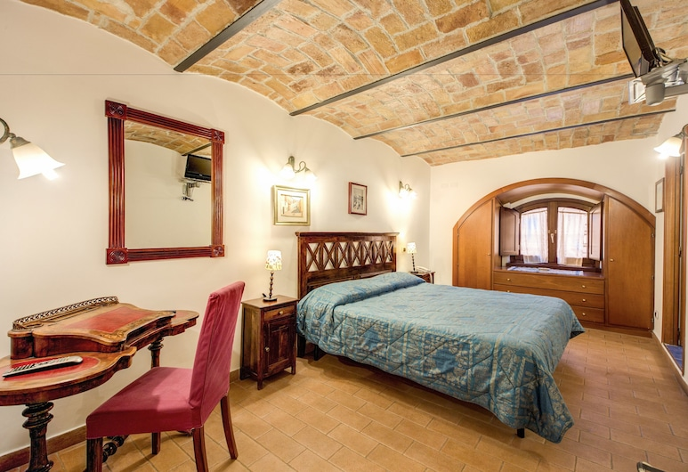 호텔 게아 디 불카노, 로마, 쿼드룸, 객실