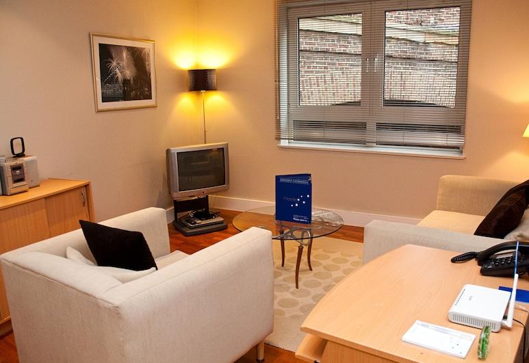 Pepys Street, London, Külaliskorter, 1 magamistoaga, Elutuba
