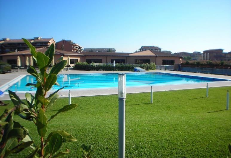 羅馬旅館民宿, 羅馬, 室外泳池