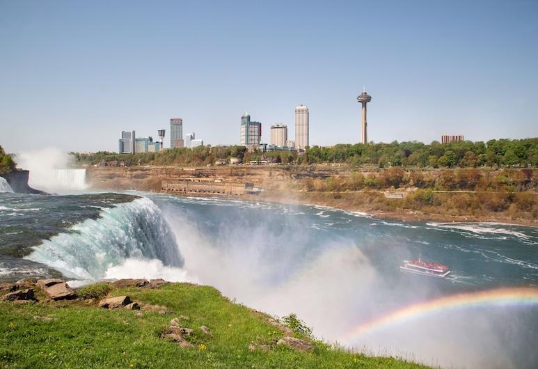 Hyatt Place Niagara Falls, Cataratas del Niágara, Vista desde el hotel
