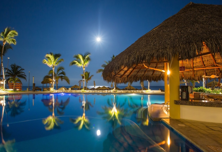 Marival Emotions Resort & Suites Todo Incluido , Nuevo Vallarta, Piscina