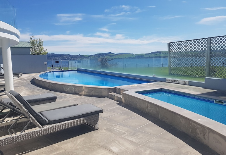 Waimahana Apartment 12, Taupo, Outdoor Pool