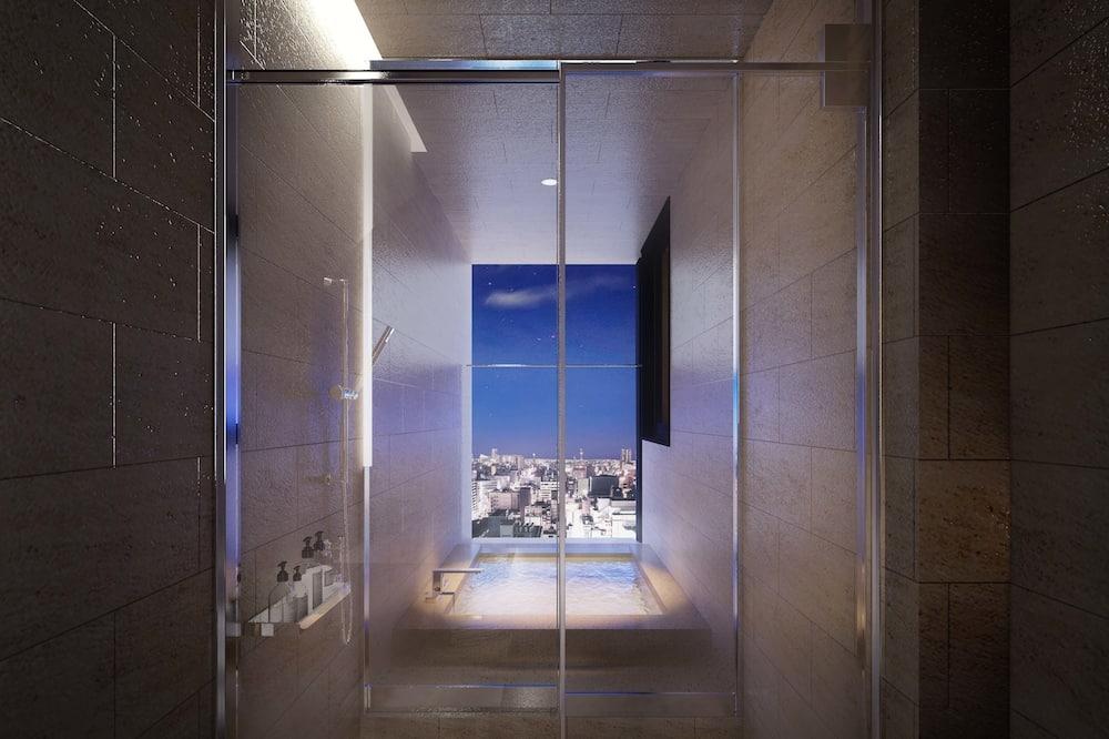 Suite, Nichtraucher (Private Spa) - Badezimmer