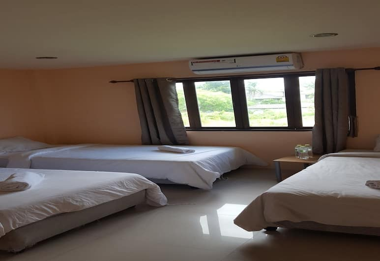 可愛之家酒店, 蘇梅島, Single Bed in Dormitory Room  , 客房