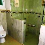 Tradiční soukromý byt, 1 ložnice, výhled na oceán, orientovaný směrem k oceánu - Koupelna