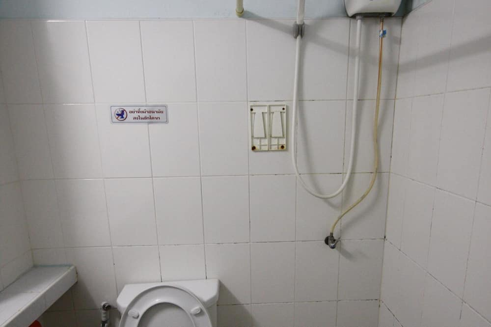 Standard Double Room - Kamar mandi