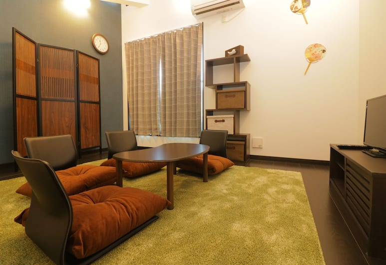 HG Cozy Hotel No.12, 大阪市, JK201, 部屋