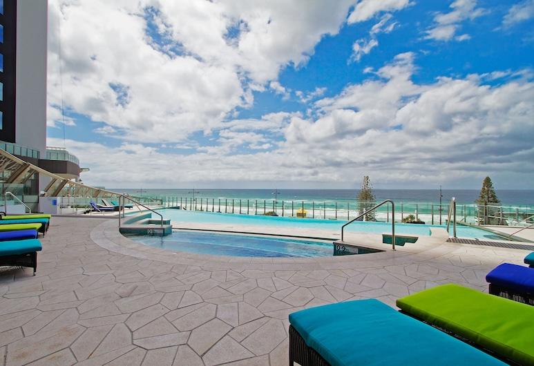 Soul on the Esplanade - HR Surfers Paradise , Surfers Paradise, Piscina al aire libre