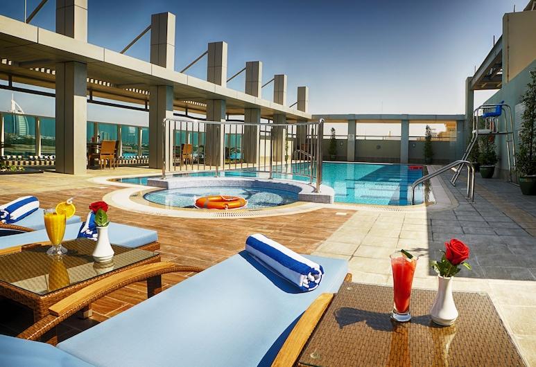 Rose Park Hotel Al Barsha, Dubai