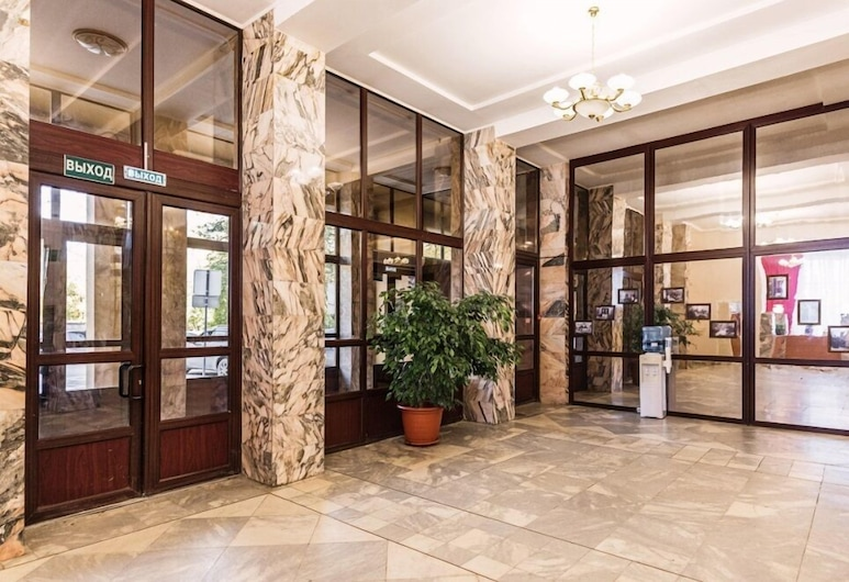 Bolshoy Ural Hotel, Jekaterinburg, Fuajee