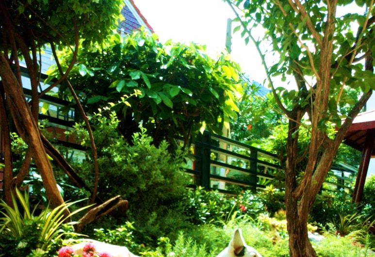ホワイト ロッジ, バンコク, 庭園