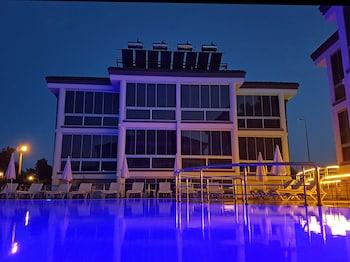 Kemer bölgesindeki Agva Apart Hotel resmi